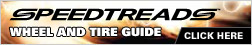 Dynamite Speedtreads Wheel and Tire Guide