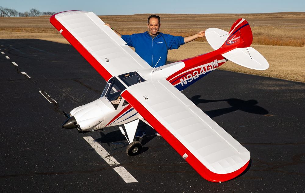 Large 165 inch Wingspan