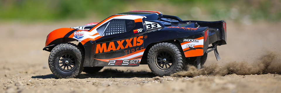 Losi 22S Maxxis 2WD SCT RTR