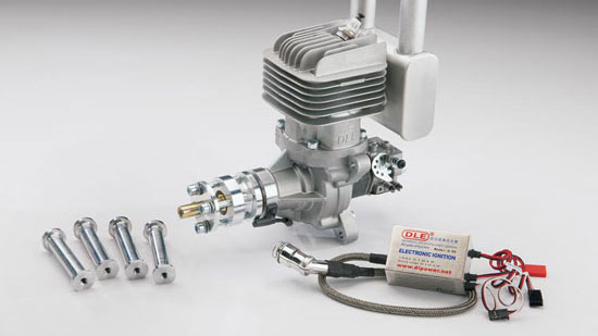DLE Engines DLE-55RA Gasoline Engine - Accessories