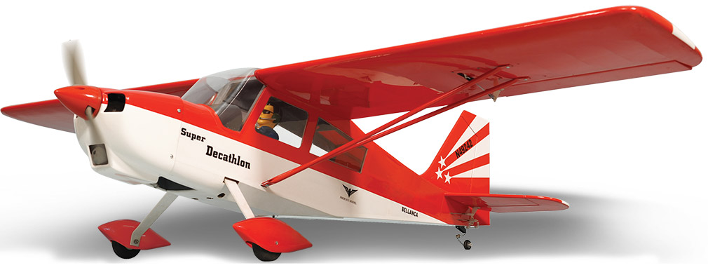 Phoenix Model¨ 1/6 Decathlon Mk2 GP/EP ARF