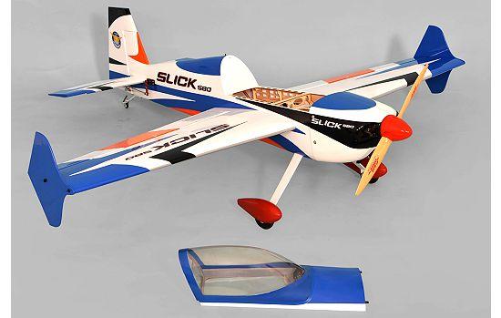 Phoenix Model Slick Aerobat EP//60cc ARF 86.5 PMMA1880