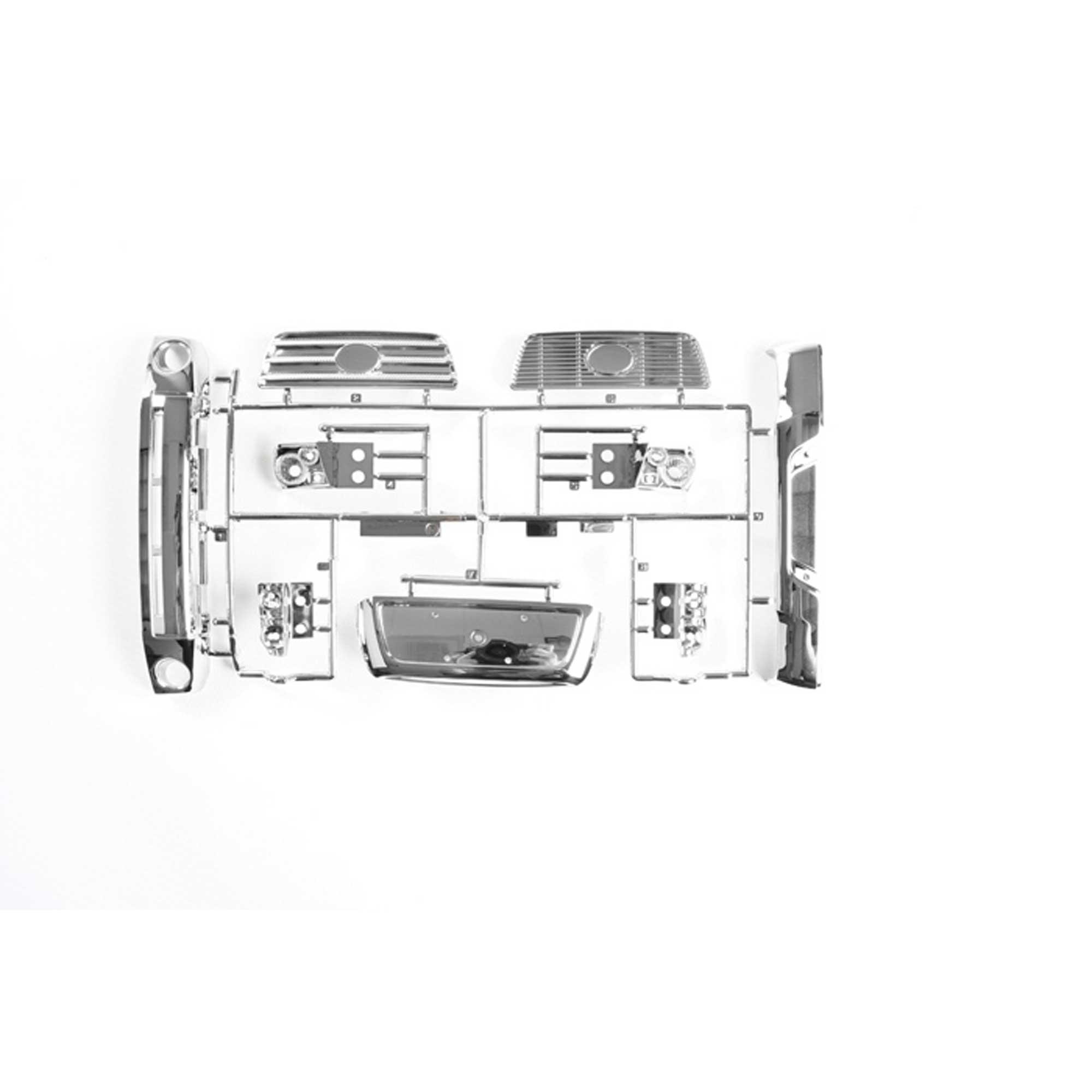 Tamiya Q Parts High-Lift Toyota Tundra High Lift TAM9115234