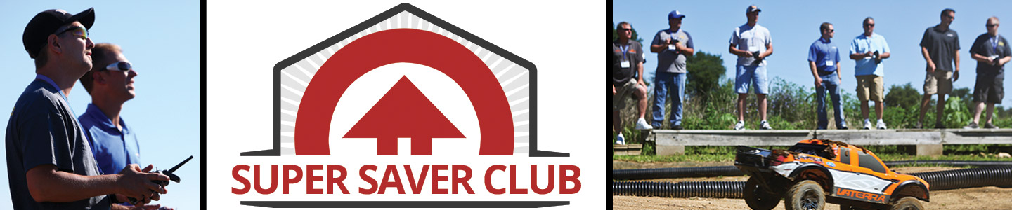Tower Hobbies Super Saver Club