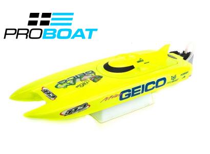 Pro Boat Boats