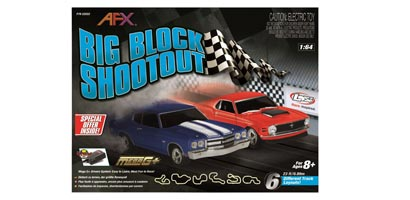 AFX Big Block Shootout Set