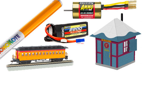 Shop Tower Hobbies' Weekly Specials